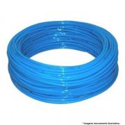 Mangueira PU 6 mm  X 0,80 Azul